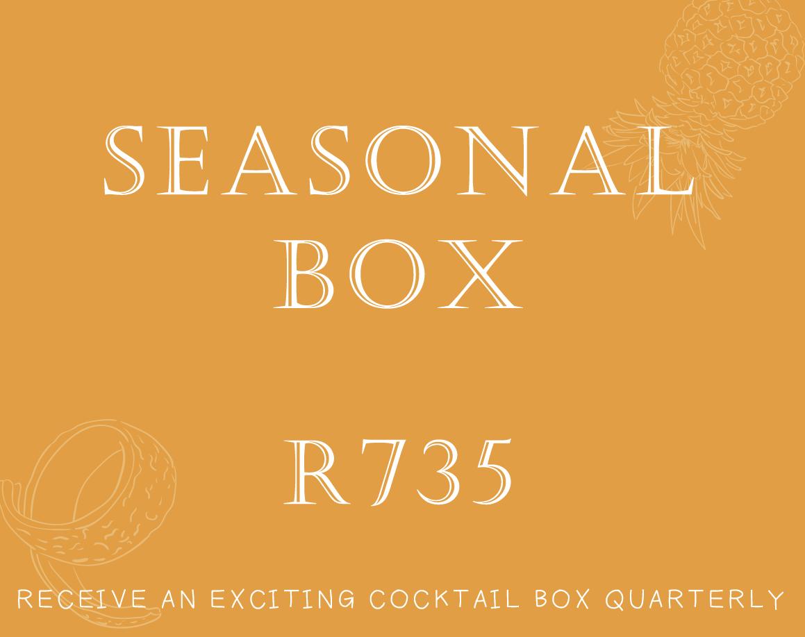 cocktail box seasonal